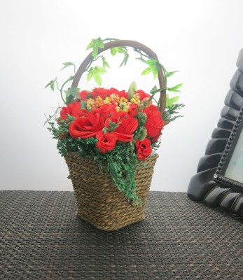 Importwala Artificial Plant  with Pot