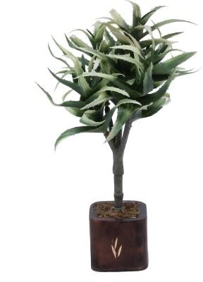 Random Artificial Plant  with Pot