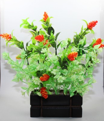 Aryash Highbrow Creation Artificial Plant  with Pot