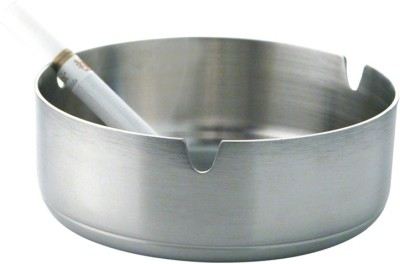 Montstar Bowl Type - 10 cm Silver Stainless Steel Ashtray