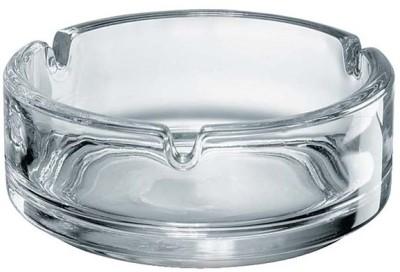 Borgonovo 15000522set Clear Glass Ashtray(Pack of 3)