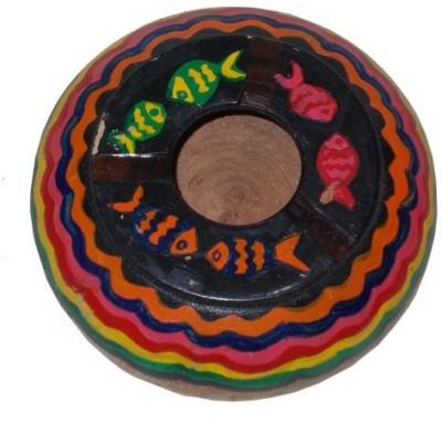 Colors Gaala Multicolor Wooden Ashtray