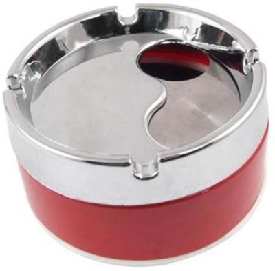 SDEEP Multicolor Steel Ashtray