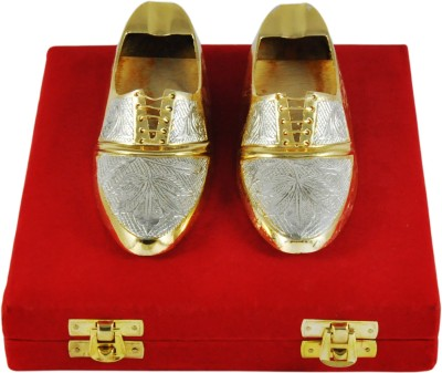 Shreeng Silver, Gold Brass Ashtray