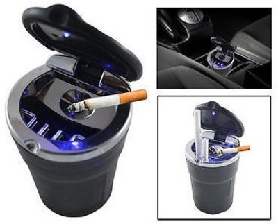 De AutoCare Portable Cigarette Ashtray w...