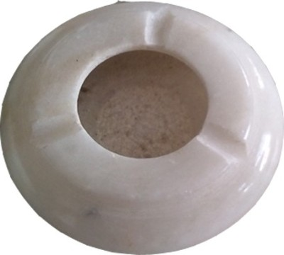 Roshni White Marble Ashtray