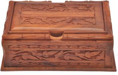 sparkle india NGB0006 Brown Wooden Ashtray