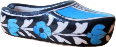 AUREA Black Pottery Ashtray