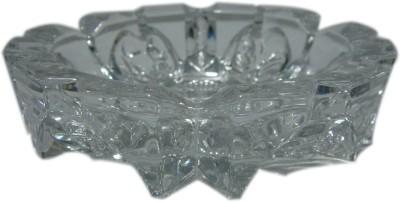 Shree Shop Clear Glass Ashtray