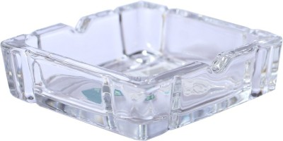 Shukrana Clear Glass Ashtray
