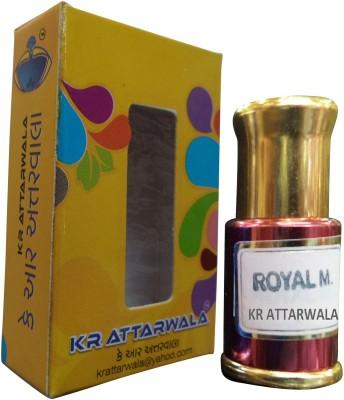 Kr Attarwala 114 Herbal Attar