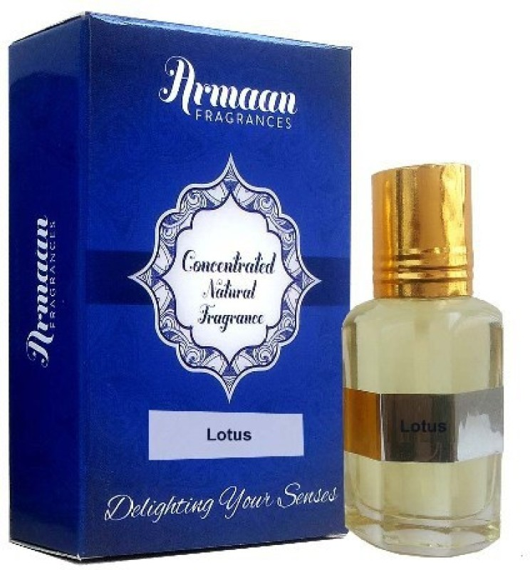 Armaan Lotus Floral Attar(Blue Lotus)
