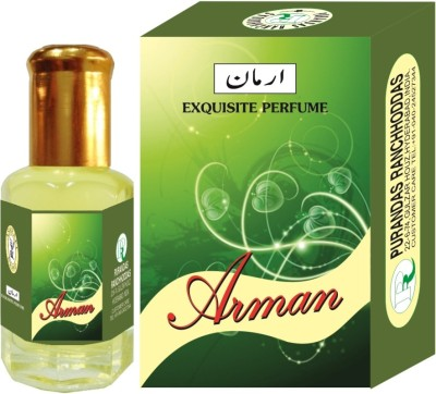 PURANDAS RANCHHODDAS PRS ARMAN ATTAR 12ML (PACK OF 2) Floral Attar