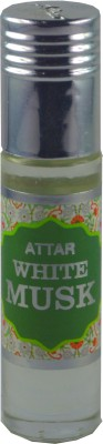 Shop4everything White Musk Floral Attar