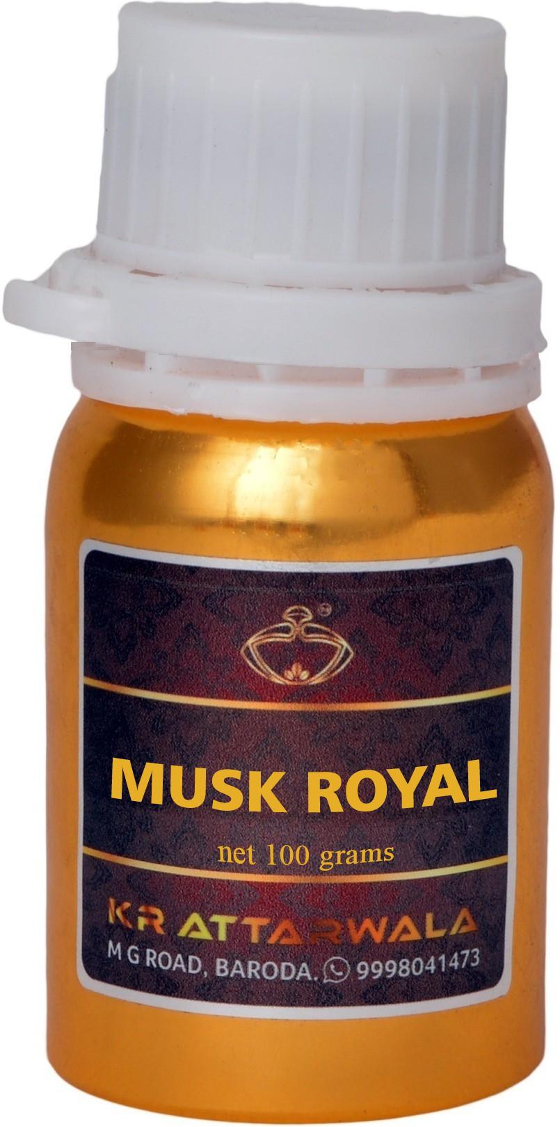 Kr Attarwala 1243 Herbal Attar(Musk)