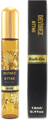 Devinez ROSE- Roll On Herbal Attar