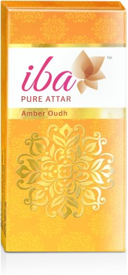 Iba Halal Care Amber Oudh Herbal Attar