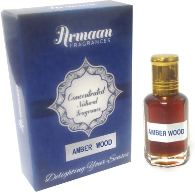 Armaan Amberwood Natural Fragrance Floral Attar
