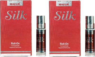 Mayur Attar Roll On (Pack Of 2) Floral Attar