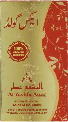 Al Yashfa Attar 5888 Floral Attar