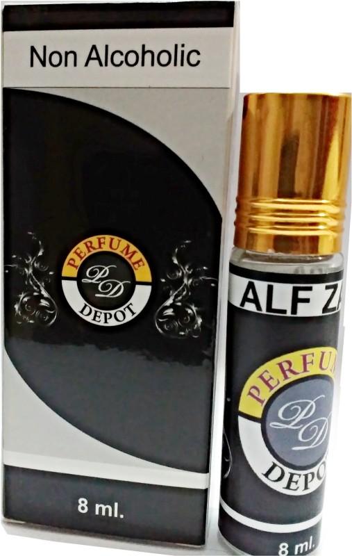 Perfume Depot Alf Zahra 169 Floral Attar(Jannat ul Firdaus)