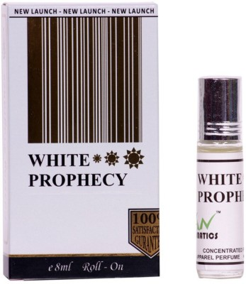 YAN AROMATICS WHITE PROPHECY21 Floral Attar