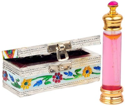Fragrance And Fashion Indian Rose Herbal Attar