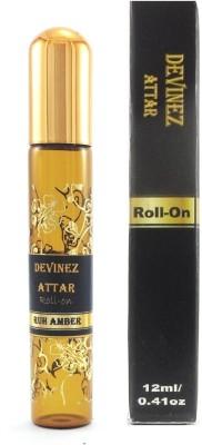 Devinez RUH AMBER - Roll On Herbal Attar