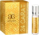 Arochem 24 Carat Herbal Attar (Musk Arab...