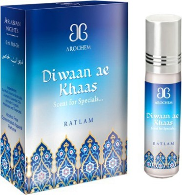 Arochem DIWAN E KHAS Herbal Attar