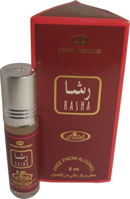 al-rehab Rasha Floral Attar