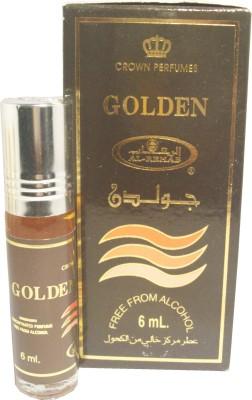 al-rehab Golden Floral Attar