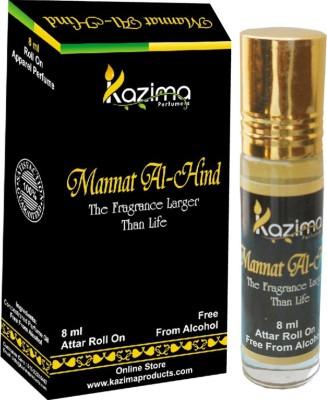 Kazima Perfumers Mannat Al Hind Perfume Floral Attar