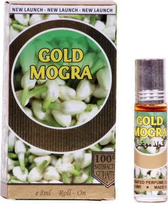YAN AROMATICS GOLD MOGRA17 Floral Attar