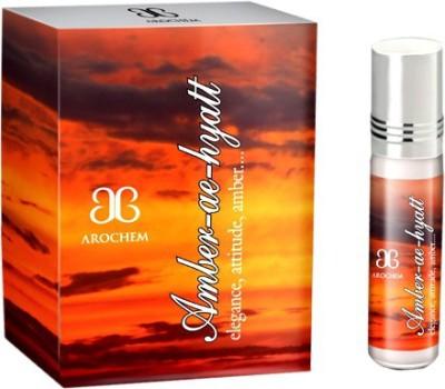 Arochem Amber Ae Hayatt Natural Eau de Parfum  -  10 ml