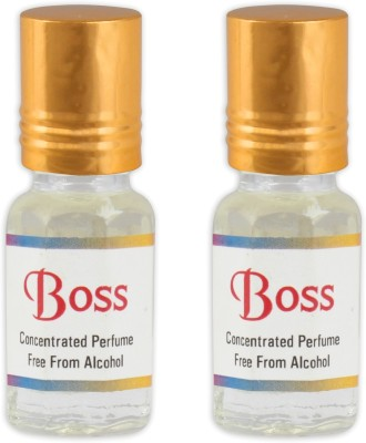 KHSA Boss (Pack of 2) Herbal Attar