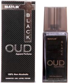 Mayur Black Ood Non Alcholic Perfume Floral Attar