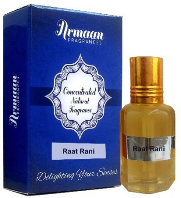 Armaan Raat Rani Herbal Attar
