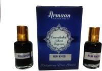 Armaan Ruh Khus (Two Pcs Set) Floral Attar(Floral)