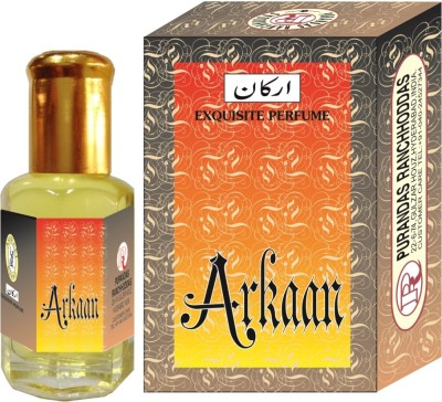PURANDAS RANCHHODDAS PRS ARKAAN ATTAR 12ML (PACK OF 2) Floral Attar