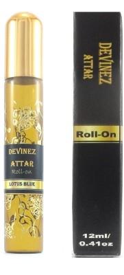 Devinez LOTUS BLUE- Roll On Herbal Attar