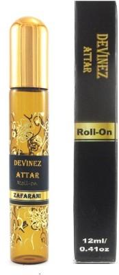 Devinez ZAFRANI- Roll On Herbal Attar
