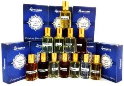 Armaan Pack of 12 Pcs set Floral Attar