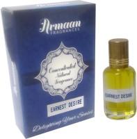 Armaan Earnest Desire Natural Fragrance Floral Attar(Motia/Jasmin)