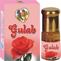 Hyderabad Perfumers 12 Floral Attar(Rose)