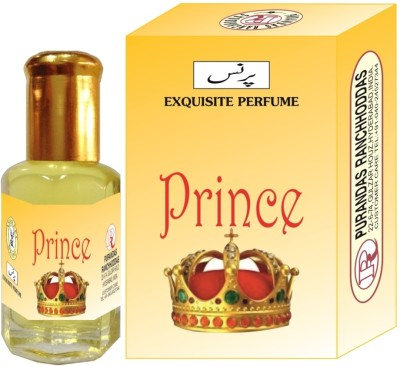 PURANDAS RANCHHODDAS PRS PRINCE ATTAR 12ML (PACK OF 2) Floral Attar