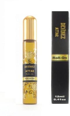 Devinez FRANK NATURAL- Roll On Herbal Attar