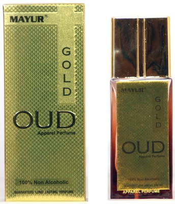 Mayur Gold Oud Non Alcholic Perfume Floral Attar