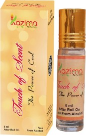 Kazima Perfumers Touch of Scent 8 ML Floral Attar