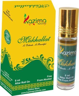 Kazima Perfumers Mukhallat Perfume 8 Ml Floral Attar